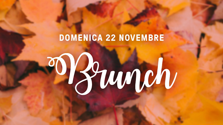 Brunch | 22 novembre