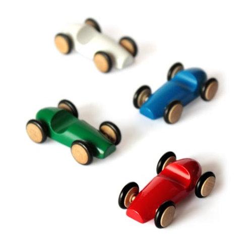Mini Wood Racer | Macchinina giocattolo in legno