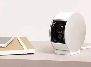 Telecamera di sorveglianza Somfy One+