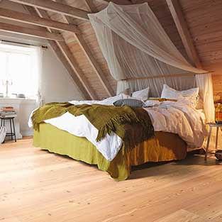 Pavimenti in woodcomposite