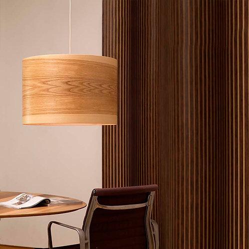 Lamponda | Lampada a sospensione in legno