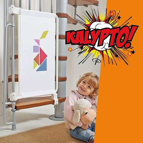 Cancelletto di protezione scale per bambini Fontanot Kalypto