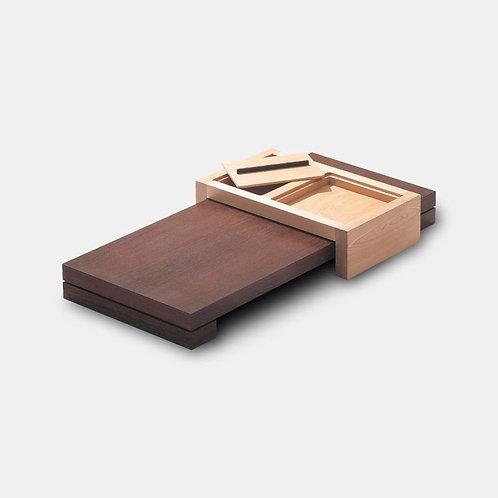 Sollevante | Tavolino in legno