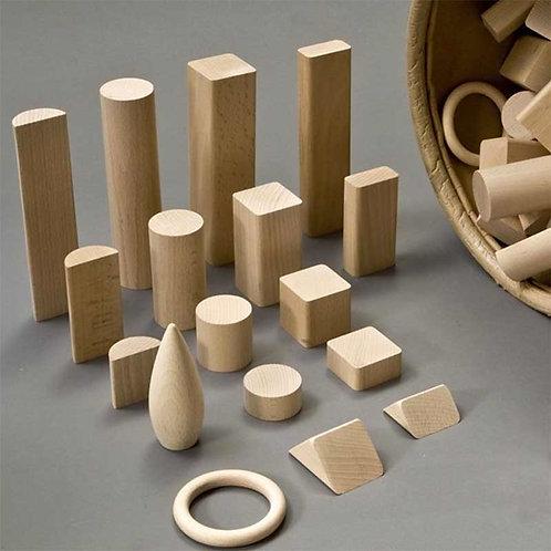 Build | Set di costruzioni in legno