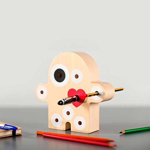 Wood-oo | Portapenne in legno