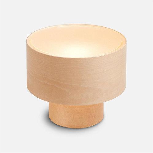 Noor | Lampada da tavolo in legno
