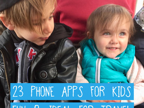 23 little kids apps that are fun & ideal for traveling