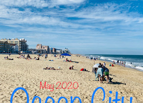 First post-lock down trip: Ocean City