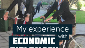 My experience with economic diplomacy
