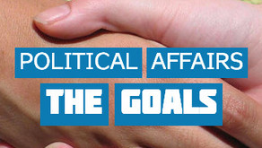 Political affairs: the goals
