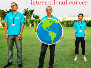 How volunteering abroad can lead to an international career