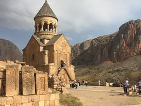 Exploring Armenia (with kids) – Part 3