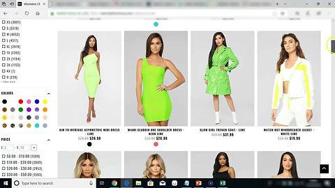 How to plan yor eCommerce Fashion Range