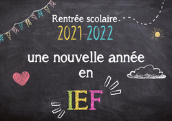 IEF nouvelle annee