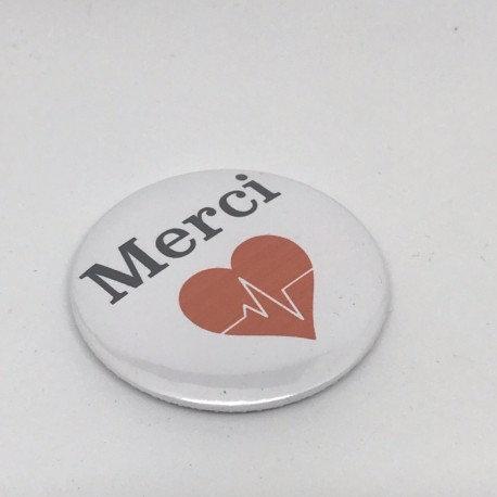 Magnet merci - Modèle 1