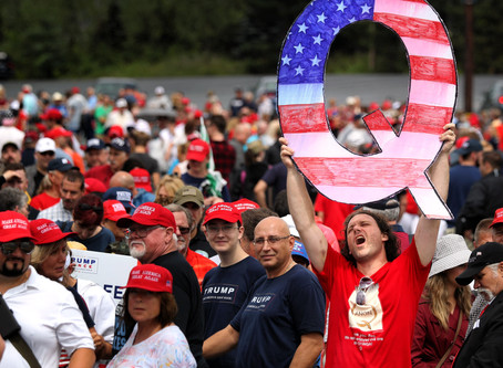 What EXACTLY is QAnon? An unbiased view.