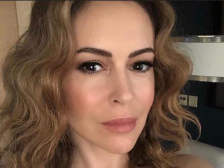 Alyssa Milano Tweets False Information Leading to Several Verbal Attacks.