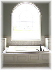 Bathtub with Window