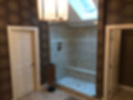 Walk-In Shower remodel, bathroom remodel