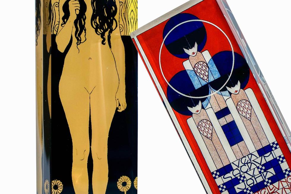 Gustav Klimt, Nuda Veritas Koloman Moser, XIII.