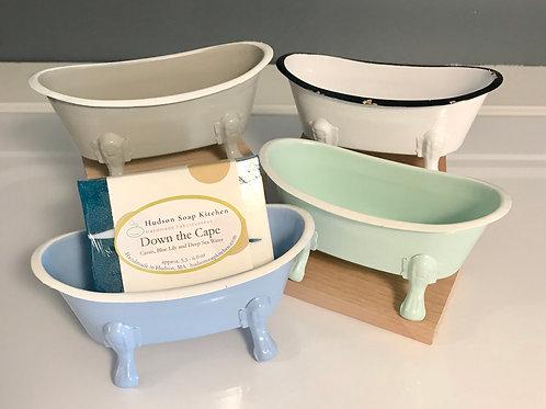 Clawfoot Bathtub Soap Dish