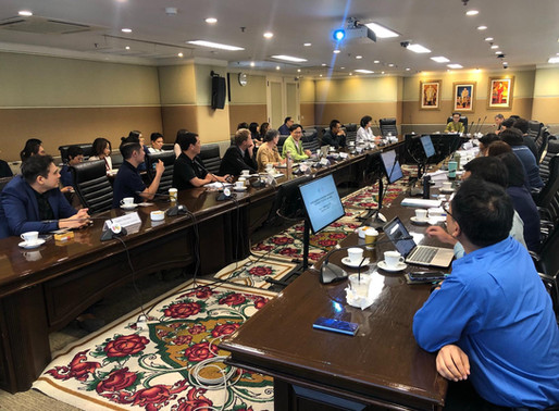 ACEWG and TAT meeting, Bangkok.