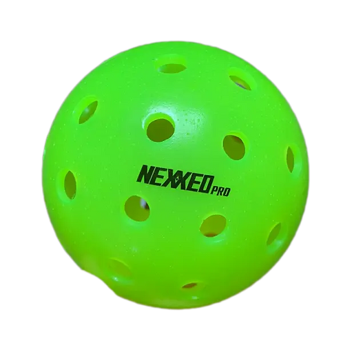 NEXXED Pack 3 Pro Balls (USAPA Approved!)
