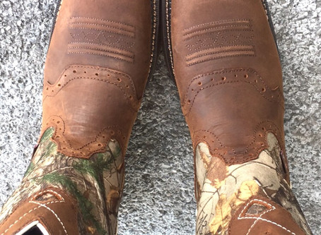 Cowgirl   Justin Boots