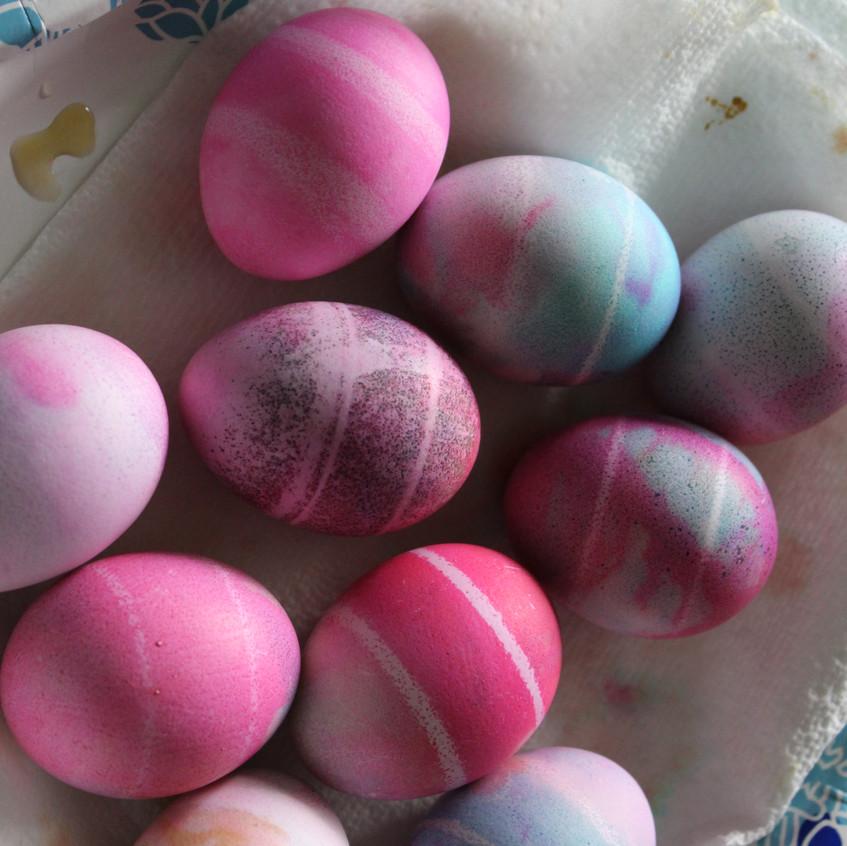 Jessica's eggs