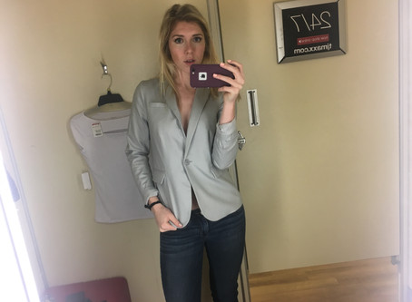 TJ Maxx   First time EVER