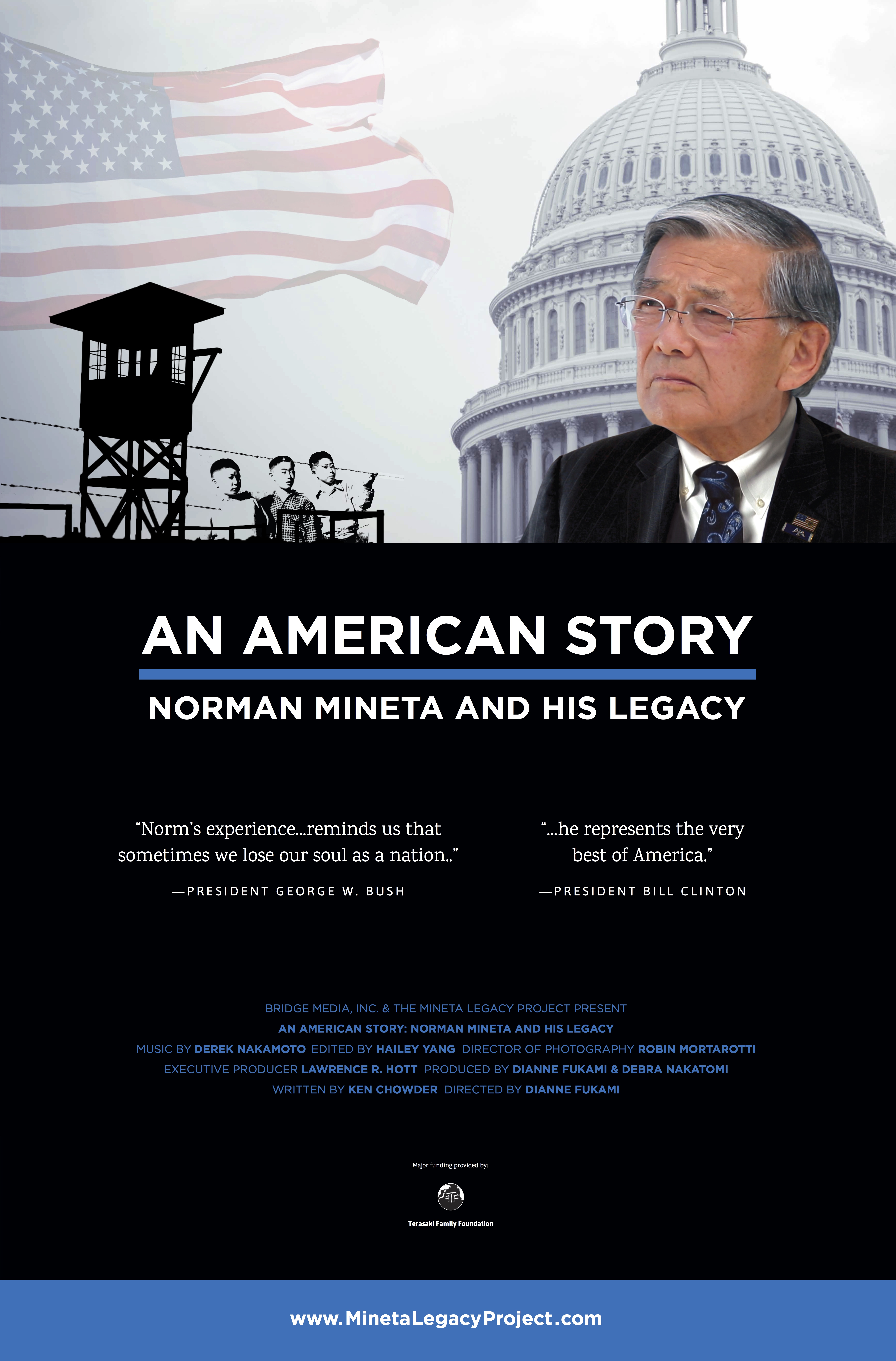 An American Story: Norman Mineta and