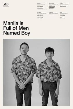 Manila Is Full Of Men Named Boy