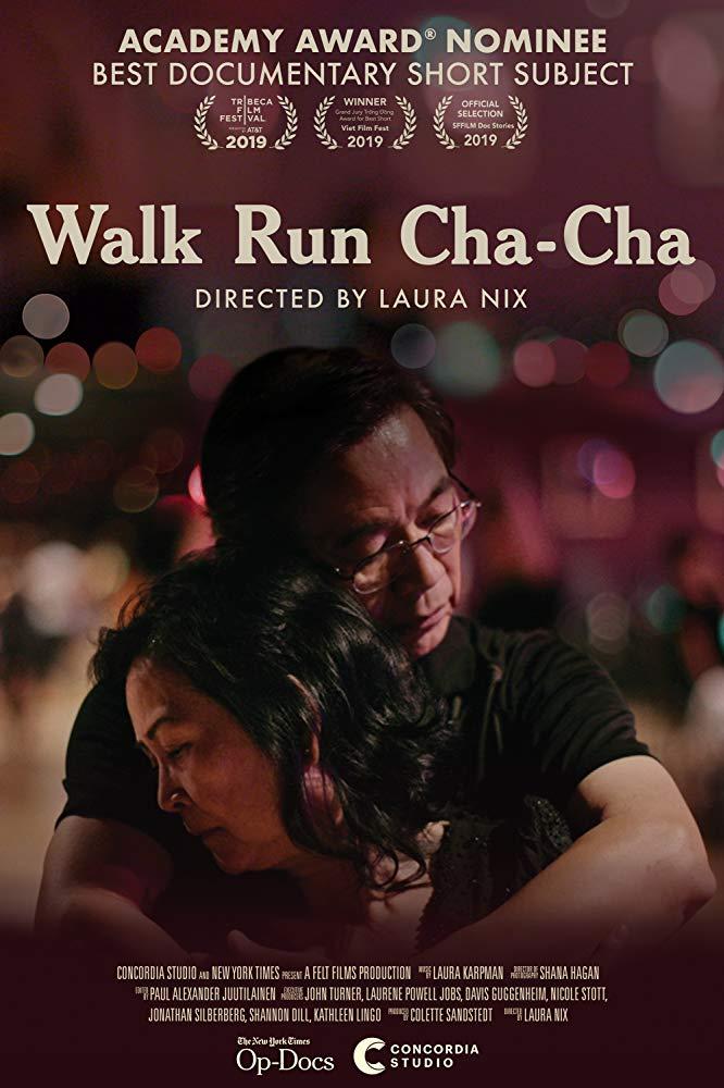 Walk Run Cha-Cha