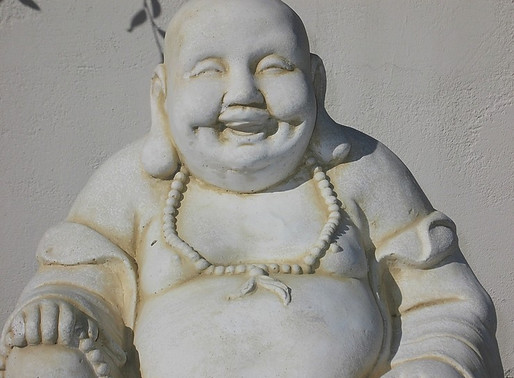 Why Was the Buddha Laughing?
