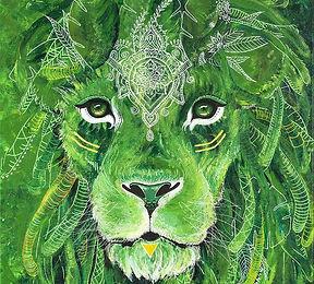Earth Warrior Art Print by Melinda Mahal