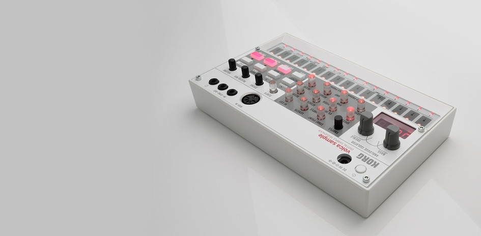 2014 KORG | volca sample