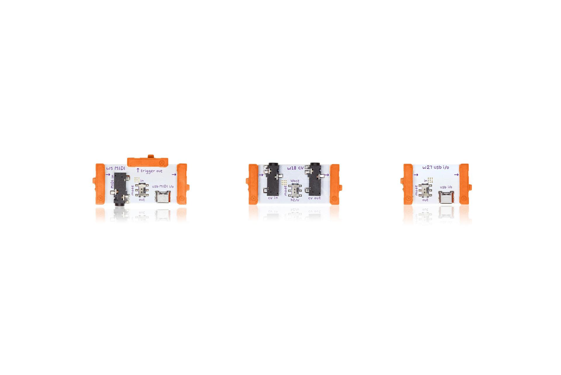 2015 littleBits MIDI / CV / USB IO