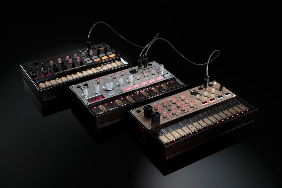 2013 KORG | volca beats / bass / keys