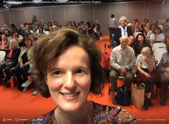 Conférence au salon Zen de Paris 2019