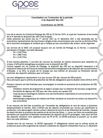 Contribution GPCEE Prolongation P4