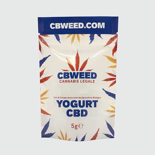 Yogurt - 5g (Cannabis Light Cbweed)