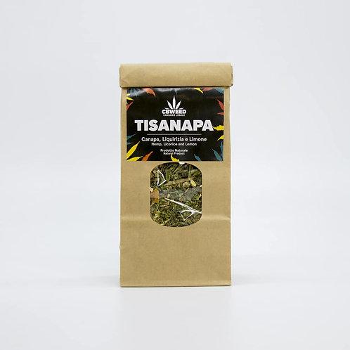 Tisanapa – Canapa, Liquirizia e Limone
