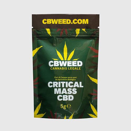 Critical Mass CBD 5g - (Cannabis Light Cbweed)