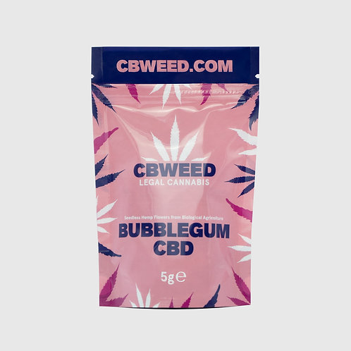 Bubble Gum 5g - (Cannabis Light Cbweed)