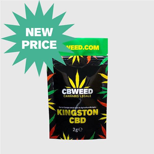 Kingston CBD 2g - (Cannabis Light Cbweed)