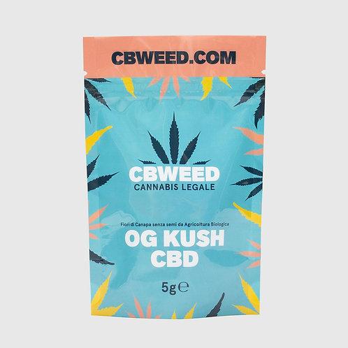 OG KUSH CBD 5g - (Cannabis Light Cbweed)