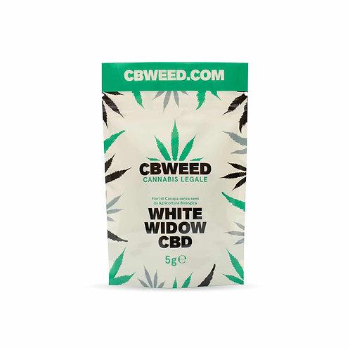 White Widow - 5g (Cannabis Light Cbweed)