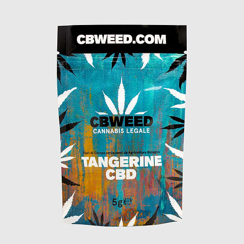 Tangerine - 5g (Cannabis Light Cbweed)