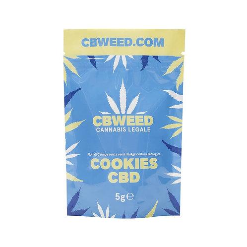 Cookies CBD – 5g (Cannabis Light Cbweed)
