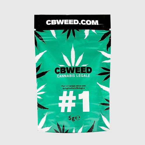 #01 – 5g (Cannabis Light Cbweed)